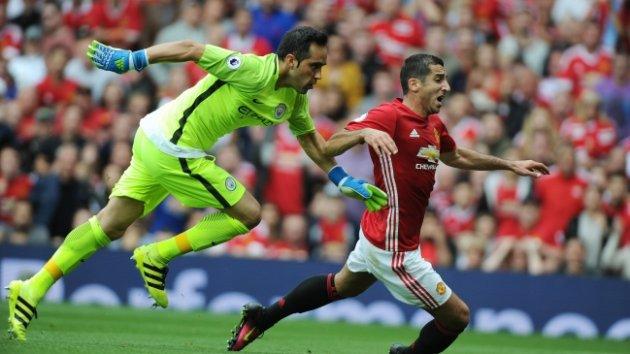 Claudio Bravo: Estoy muy contento con mi primera semana en Manchester | Deportes