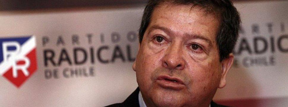 Timonel radical pide renuncia del ministro del interior for Declaraciones del ministro del interior