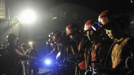 El año pasado 171 mineros fallecieron en 45 accidentes en minas de carbón.