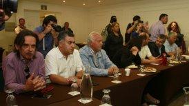 """El presidente de la Confusam, Esteban Maturana, sostuvo que la propuesta del Gobierno es """"inaceptable""""."""