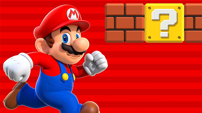 Nintendo Fijo Debut Del Primer Juego De Super Mario Para