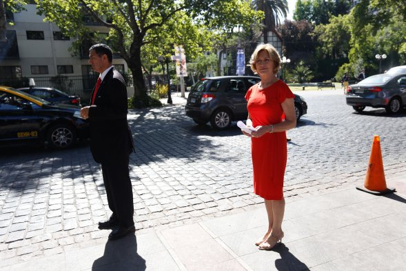 Baño Nuevo Coyhaique:Josefa Errázuriz entregó este martes la alcaldía de Providencia a
