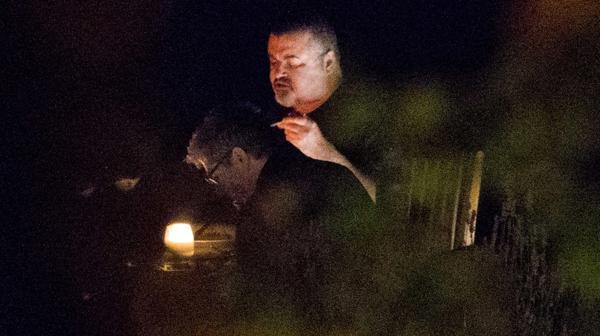 Las impactantes últimas fotos de George Michael