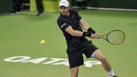 Murray es el primer favorito en Qatar.