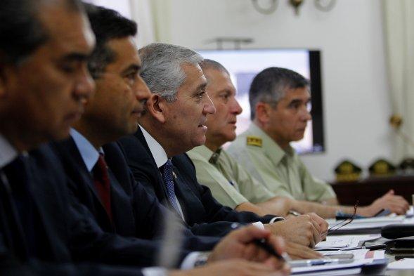 Fotos ministro del interior encabeza comit for Foto del ministro del interior