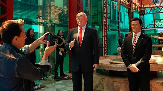 Absolutamente falso que Trump haya amenazado con enviar tropas a México