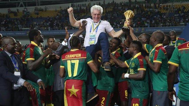 Camerún se venga de Egipto y se adjudica su quinto título continental