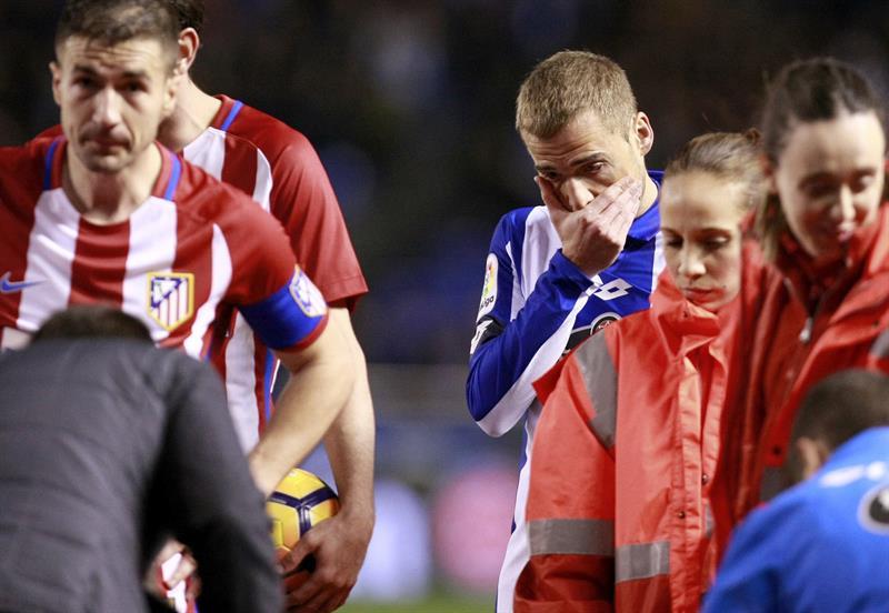 Torres ya salió del hospital y espera