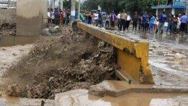 Las lluvias han causado estragos en el norte de Perú desde diciembre y, según expertos, éstas continuarían hasta fines de abril.