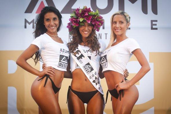 [Fotos] Conoce a la ganadora de Miss Reef 2017 ...