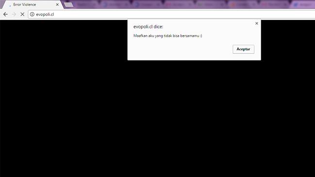 Kast anuncia investigación tras hackeo a sitio web de Evópoli
