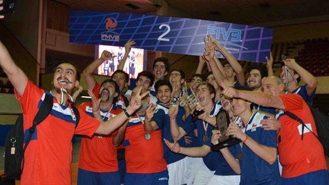image Voleibol chileno boston college vs club mortem