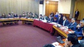 Subsecretario aleuy confirm fiscal preferente por for Subsecretario del interior