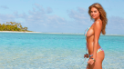 Kate Upton celebra su nueva portada para Sports Illustrated con sensuales bailes