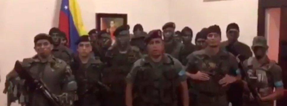 Grupo militar se sublev en norte de venezuela y fue for Grupo el norte