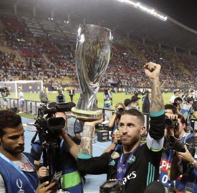 Resultado de imagen de Cuarta Supercopa del Madrid