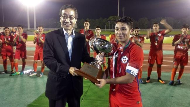 Chile Sub 20 ganó con claridad la SBS Cup — Buen primer apronte