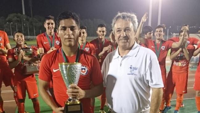 Buen primer apronte: Chile Sub 20 ganó con claridad la SBS Cup