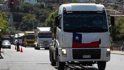 Audio El Acuerdo De Camioneros Con La Moneda Y Otras Frases