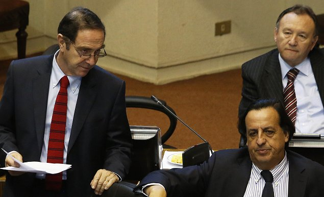 Fiscalía sobre asesorías en Senado: Se investigará posible fraude al Fisco