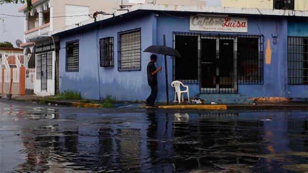 Huracán Irma destruyó aeropuerto de San Martín