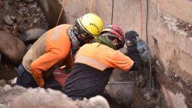 En México, la prioridad es el rescate de personas atrapadas en los derrumbes y la atención a los heridos por el terremoto.