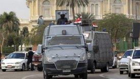 Las fuerzas egipcias están combatiendo a grupos armados concentrados en la península del Sinaí.