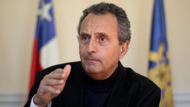 PPD congela militancia de Patricio Hales por nuevas acusaciones de abuso sexual