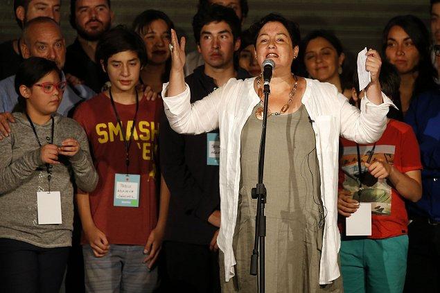 Guillier destaca coincidencias con programas de la DC y Frente Amplio — Chile