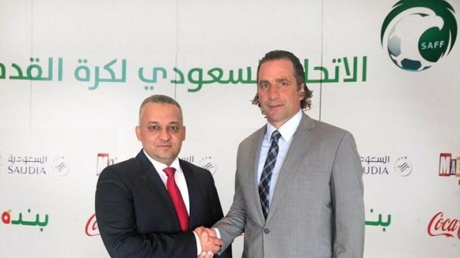 Pizzi va a Rusia 2018: Es nuevo entrenador de Arabia Saudita