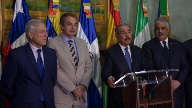 En vivo: Gobierno y oposición retoman jornada del diálogo en R. Dominicana