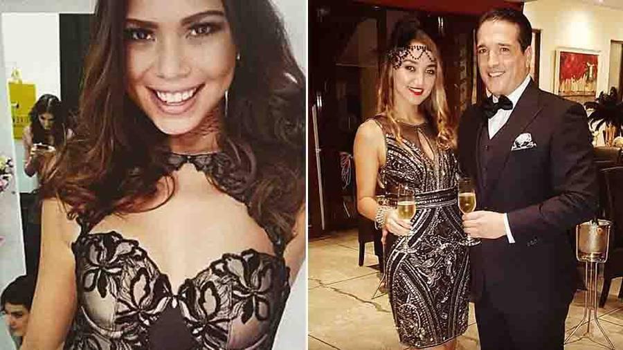Famosa modelo cayó de un piso 20 tras orgía sexual