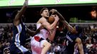Chicago Bulls y Washington Wizards celebraron en la jornada de la NBA