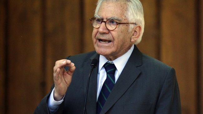 Ministro del interior mario fern ndez anunci su retiro de for Nombre del ministro de interior
