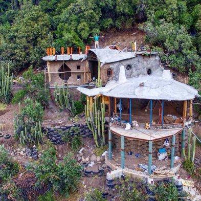 Fotos as luce la casa que pangal andrade se est for Costruendo su una casa di ranch