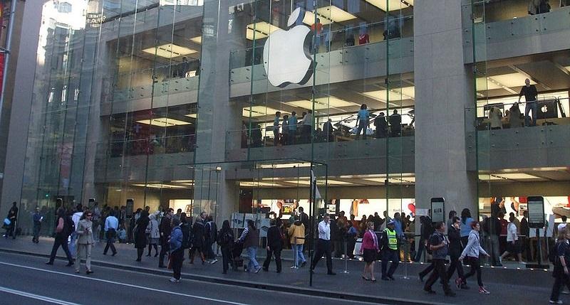Nuevas oficinas de apple tienen tanto vidrio que sus for Oficinas apple