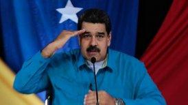 """""""Quería ir (a Chile), pero tengo una gira por Asia"""", dijo el jefe de Estado venezolano."""