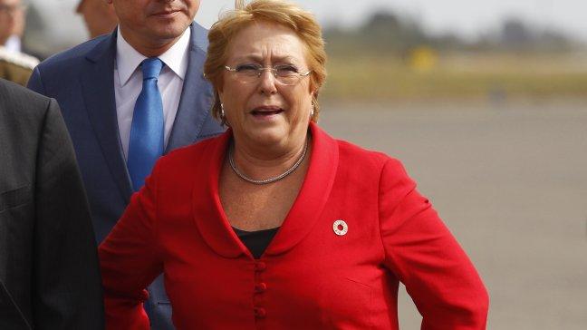 Abogado de Punta Peuco aseguró que Bachelet firmó decreto de cierre