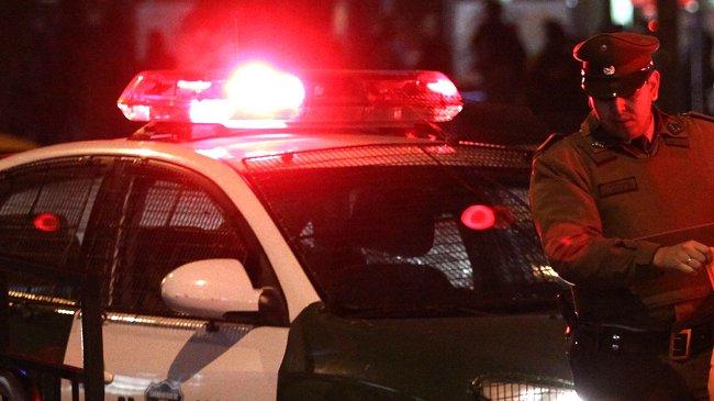 Resultado de imagen para policial chile noche