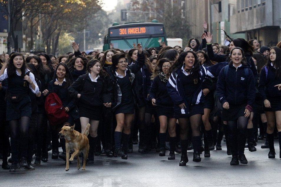 Intendencia Metropolitana autorizó la marcha de la Cones por Recoleta