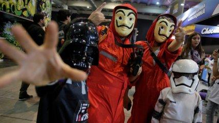 Problemas y diversas críticas ha dejado la Comic Con Chile