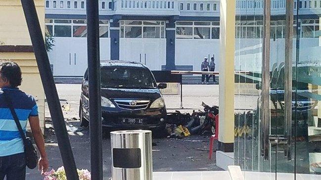 Indonesia En Alerta Nuevo Ataque Suicida Contra Comisara