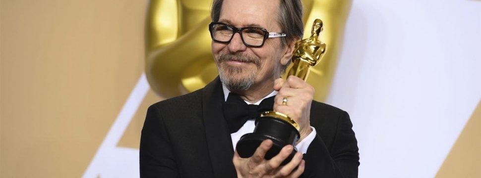 Gary Oldman tiene nuevo proyecto tras ganar el Oscar