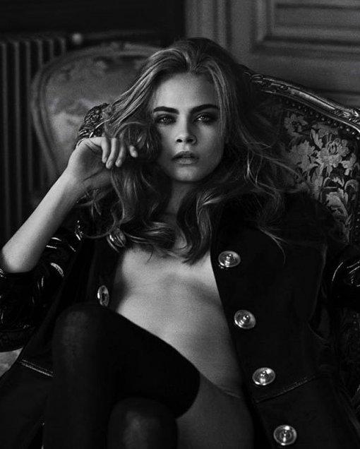 Fotos Cara Delevingne Vuelve Su Faceta Más Sensual Con Sesión Al