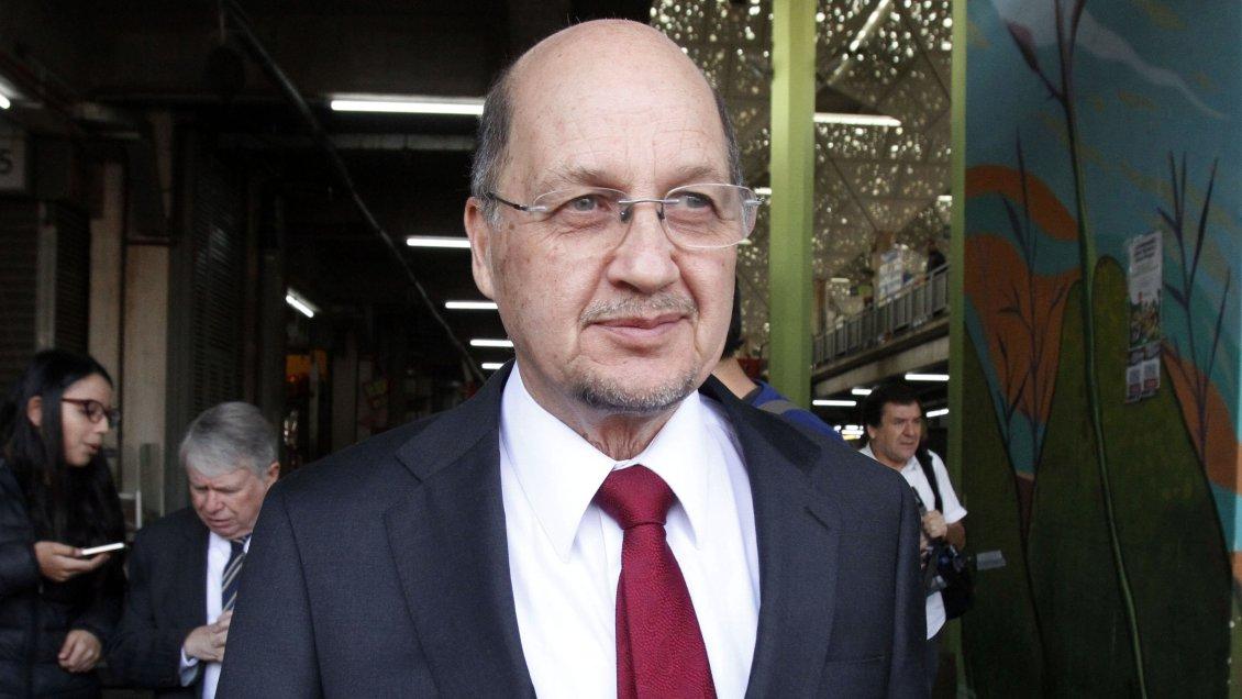 Murió el doctor Patricio Bustos, director del Senda y ex jefe del SML