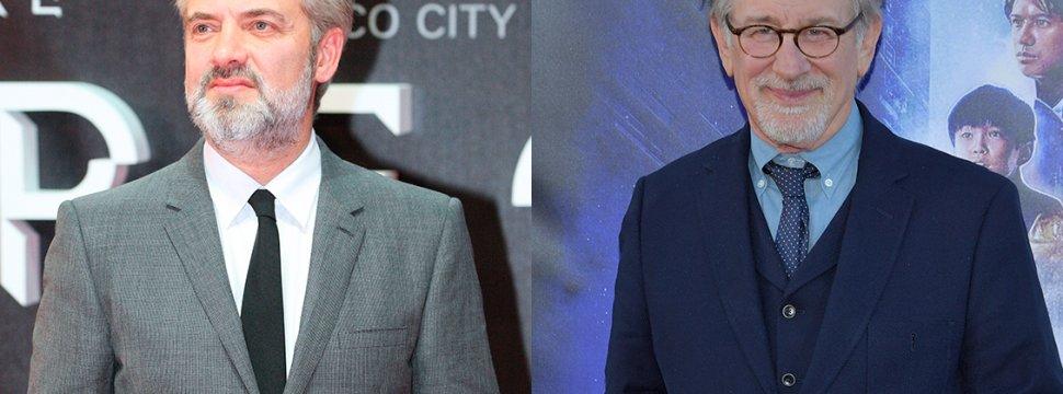Sam Mendes y Steven Spielberg trabajarán juntos en drama bélico