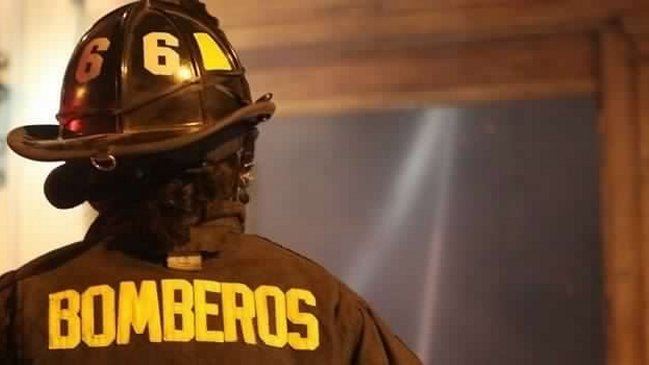Incendio destruyó iglesia desocupada en Providencia