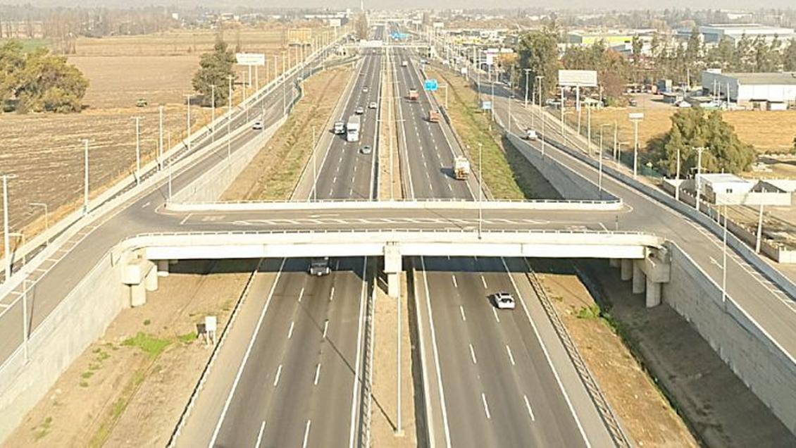 Este Miercoles Comenzara La Operacion De Autopista Santiago Lampa