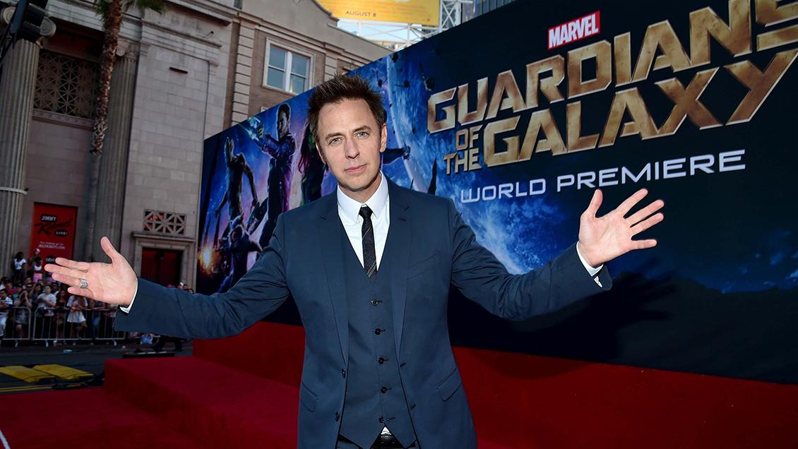 James Gunn no volverá a Marvel para hacer