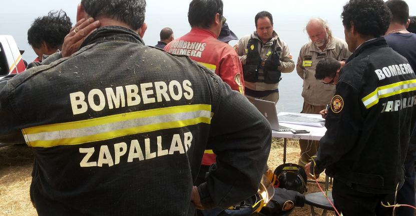 Menor murió tras caer a un pozo en Zapallar